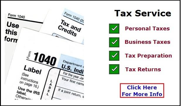 Tax Service Rockwall Texas